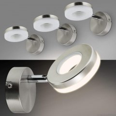 Lampa ścienna LED RING